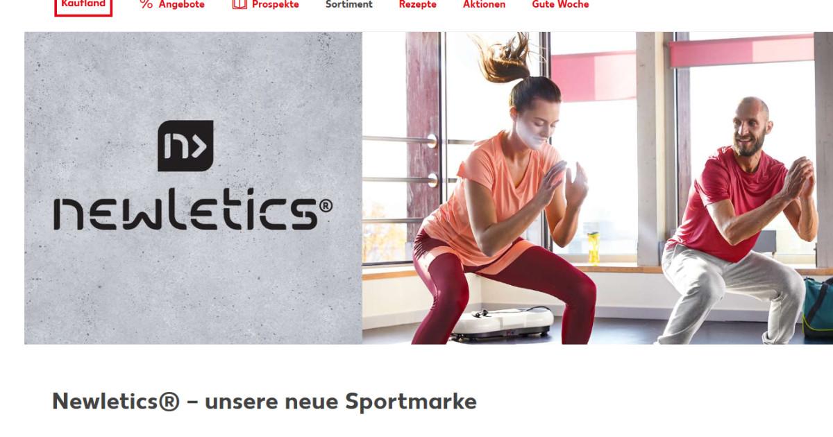 61ca05e5e117ee Kaufland lanciert eigene Sportmarke - sazsport.de