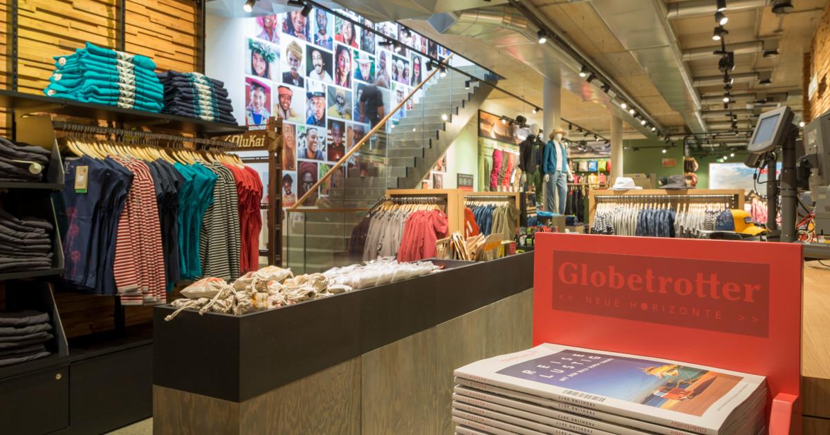 306aeb9724f97e Der neue Globetrotter expandiert - sazsport.de
