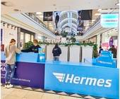 Pop-up Store von Hermes in der Mall