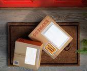 Pakete vor der Tür