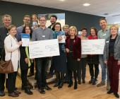Die Erstplatzierten beim Hanse-Umweltpreis 2016