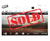 Verkauf von Kickz an Zalando