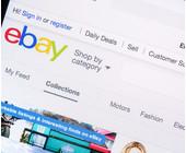 Ebay-webseite