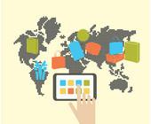 Online-Marktplätze Amazon ebay Ausland