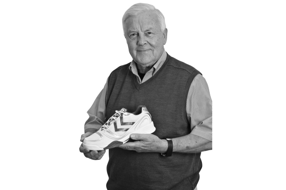 sale retailer 23961 5a780 Gründer von Hummel Sport verstirbt - sazsport.de
