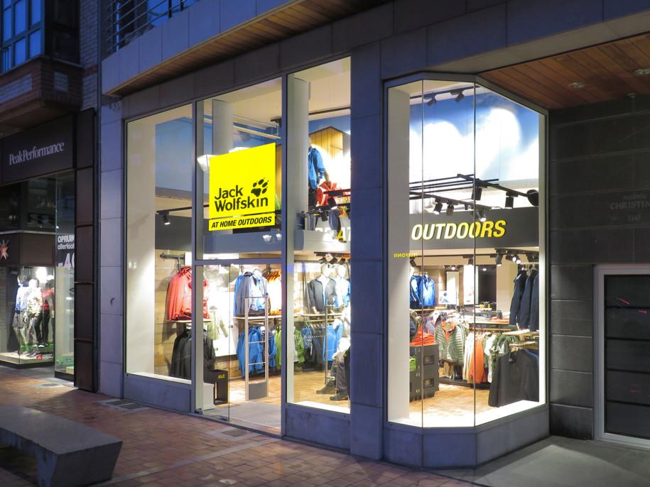 Jack Wolfskin launcht maritimen Store