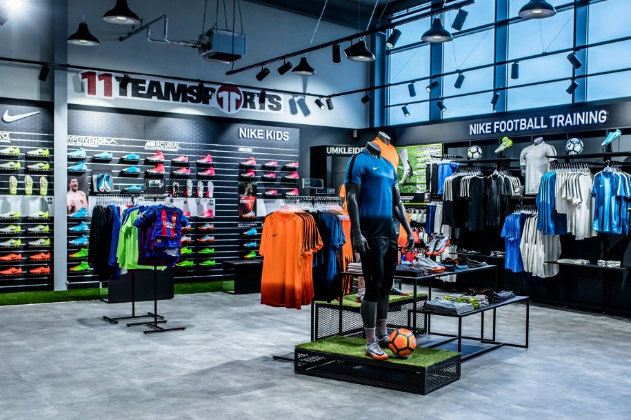 11teamsports: Flagship Store in Berlin eröffnet | Blog übers