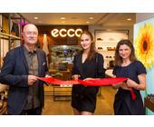 Ecco eröffnet Flagship in Salzburg