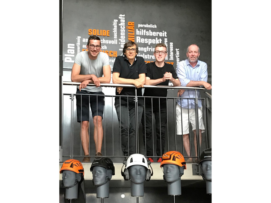 Klettersteigset Gigasport : Skylotec expandiert nach italien sazsport.de